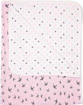 LUMA - Baby Multidoek - Pretty Pink