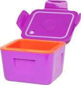 Aladdin Foodcontainer - Kunststof - Dubbelwandig - 0,70 l - Paars
