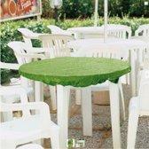 Hoes voor rond tafelblad Ø 90 -120 cm - set van 2 stuks