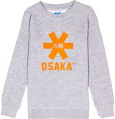 Osaka Deshi Junior Sweater - Sweaters  - grijs - 128