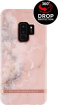 Richmond & Finch Freedom Series Samsung Galaxy S9+ Pink Marble/Rose Gold