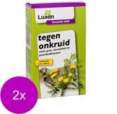 Luxan Greenfix Nw - Onkruidbestrijding - 2 x 125 ml