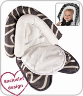 Stoelverkleiner Maxi Cosi - Autostoel verkleiner baby - Verkleinkussen - Zitverkleiner - Prematuur