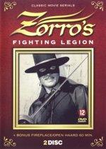 Zorro's Fighting Legion (dvd)