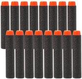 100 universele Pijltjes geschikt voor de NERF N-Strike Elite Toy guns - kleur: zwart