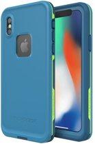 LifeProof Fre voor Apple iPhone X - Banzai Blue