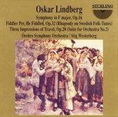 Lindberg:Sinfonie F-Dur/+