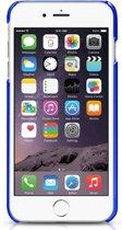 Macally - snap-on hoesje voor iPhone 6/s - blauw