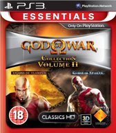 God Of War: Collection Volume II (2) (Origins Collection) (Essentials) (PS3)