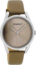 OOZOO Timepieces Taupe horloge JR292 (36 mm)