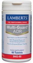 Lamberts Multi-Guard ADR 60 tabletten