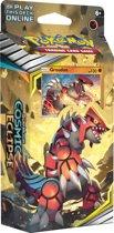 Pokémon Sun & Moon Cosmic Eclipse Thema Deck Groudon - Pokémon Kaarten