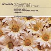 Rachmaninov: Piano Concerto No. 2, Op. 18/Rhapsody On A Theme Of Paganini, Op. 43