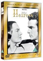 The Heiress (UK-import) (dvd)
