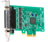 Brainboxes IX-450 Intern Serie interfacekaart/-adapter
