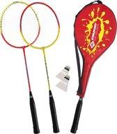 Schildkröt Fun Sports - Badmintonset - 2 spelers - inclusief 2 shuttles
