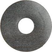 Zelfkl. rozet (17 mm) zwart geolied (10 st.)