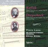The Romantic Piano Concerto 21 - Kullak, Dreyschock / Lane