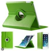 iPad Mini 2 Hoes Cover Multi-stand Case 360 graden draaibare Beschermhoes Groen
