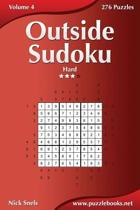 Outside Sudoku - Hard - Volume 4 - 276 Puzzles