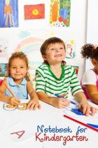 Notebook for Kindergarten