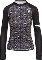 Agu Shirt Lange Mouw Tile Dames Black/White M