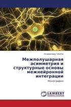 Mezhpolusharnaya Asimmetriya I Strukturnye Osnovy Mezhneyronnoy Integratsii