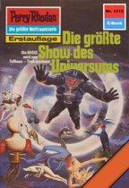 Perry Rhodan 1212: Die größte Show des Universums (Heftroman)