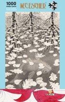 Drie Werelden - M.C. Escher (1000)