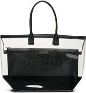 Ted Baker Doryys Black Shopper  - Transparant,Zwart