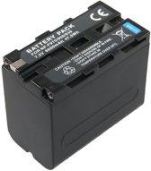 Battery f. SONY NP-F970 NP-F960 NP-F950 DCR-VX2100 HDR-FX1