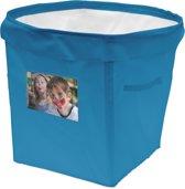 Achoka Persoonlijke Opbergbox 35 Liter Blauw