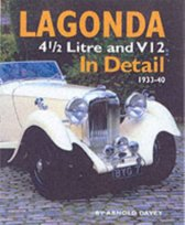 Lagonda in Detail