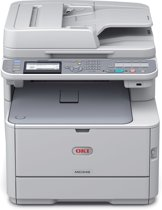 Oki MC342dn - All-in-One kleurenlaserprinter
