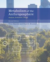 Metabolism of the Anthroposphere
