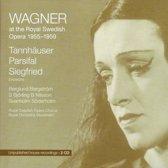 Royal Swedish Opera Archives Vii