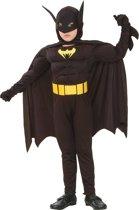 Superheld vleermuis kostuum voor jongens  - Verkleedkleding - 110/116