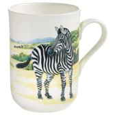 Maxwell & Williams - Animals of the World - Zebra - Mok