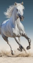 Animal Pictures Paard - Strandlaken - 70 x 140 cm - Multi