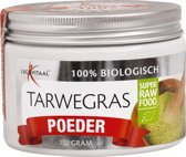 Lucovitaal Super Raw Food Tarwegras poeder - 150 gram - Voedingssupplementen - Superfood