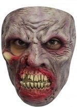 Latex Halloween Masker Zombie