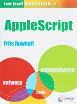 Leer jezelf makkelijk AppleScript