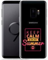 Galaxy S9 Hoesje Summer Time