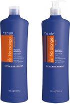 Fanola No Orange Shampoo + Masker set 1000ml