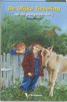 De olijke tweeling 25 - De olijke tweeling en de ponyboerderij