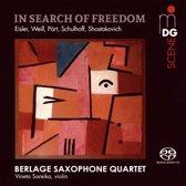 In Search Of Freedom: Eisler, Weill, Schulhoff, Part