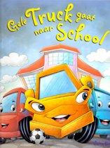 Gele Truck gaat naar school