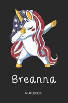 Breanna - Notebook