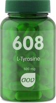 AOV 608 L-Tyrosine 500 mg 60 capsules