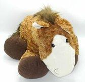 pluche knuffel paard